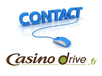 Contact service client Casino Drive
