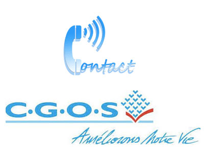 Contacter CGOS
