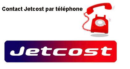 Joindre Jetcost par téléphone