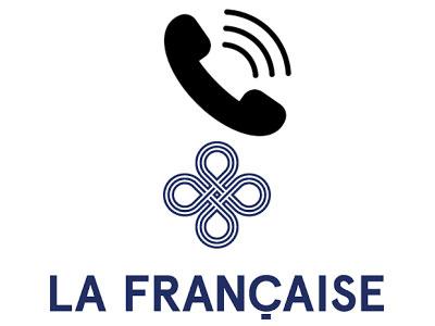 Contacter la Française par téléphone