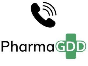 Contacter Pharma GDD par téléphone