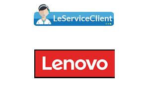 Service client Lenovo contact