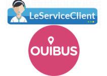 Service client Ouibus