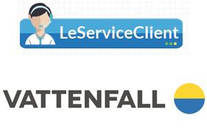 Vattenfall contact service client