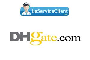 Service client DHgate : Contact et coordonnées