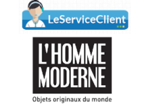 Homme Moderne contact