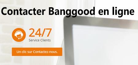 Bang Good contact en ligne