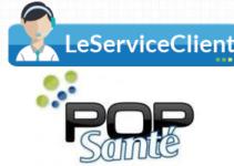 Contacter Pop Santé
