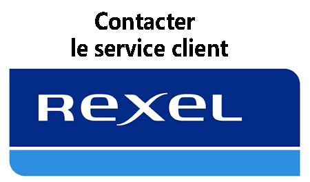 Rexel service client France contact