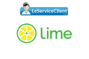 Comment contacter Lime?