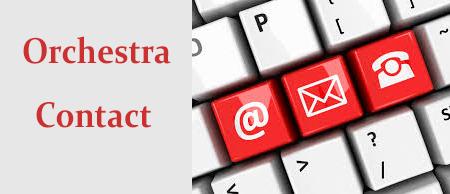Joindre Orchestra par email via le formulaire de contact en ligne.