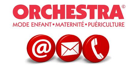 Comment contacter le service client Orchestra