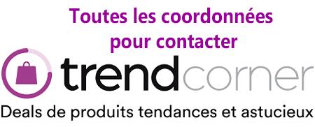 Trend corner contact