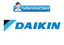 Service client Daikin contact