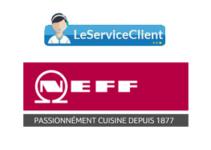 Contact Neff Service client