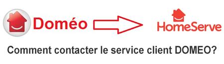 Comment contacter Domeo par téléphone, Mail et adresse