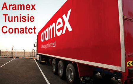 Contacter le service client Aramex Tunisie