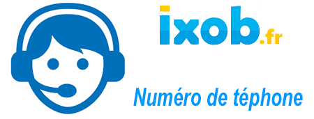 ixob numéro de téléphone