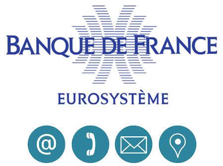 Contacter le service client Bnaque de France par téléphone, mail et adresse