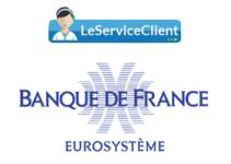 Banque de France contact et adresses