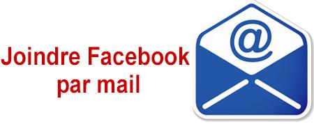 Adresser un mail à Facebook Belgique