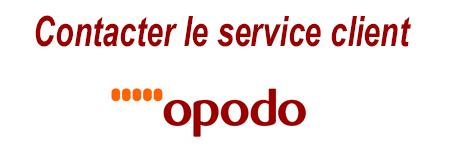 Contact opodo par téléphone, mail et adresse