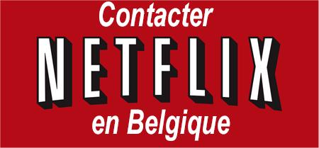 Contact Netflix en Belgique