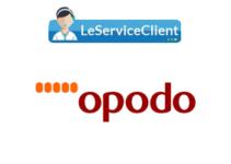 contacter le service client Opodo par téléphone, mail et adresse