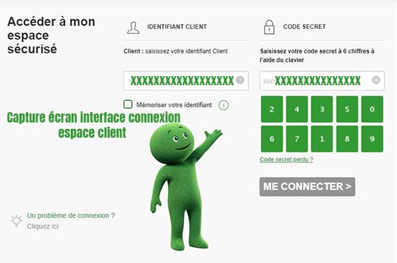 se connecter espace client cetelem