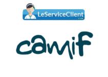 Camif service client