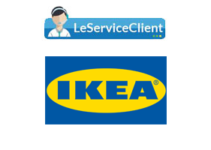 Contacter Ikea service client