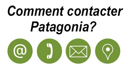 comment contacter le service client Patagonia?