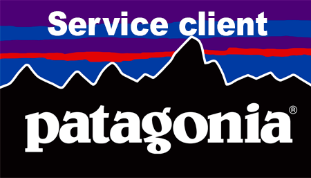 Service client Patagonia contact et information.