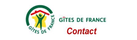 Comment cntacter le service client Gites de France?