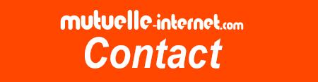 Mutuelle Internet contact par téléphone, mail et courrier postal.