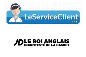 Contact service client JD Sport