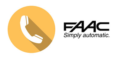 Contacter Faac par téléphone