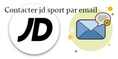 Contacter JD Sport par email