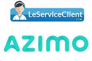 Azimo contact