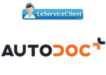 Service client Autodoc France contact: Numéro de téléphone, mail et adresse
