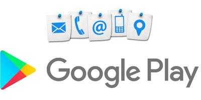 Contacter le SAV Google Play