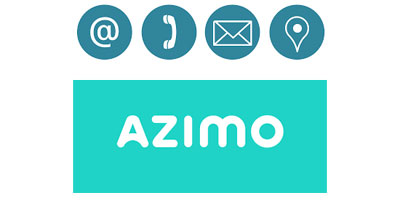 Contact service client Azimo