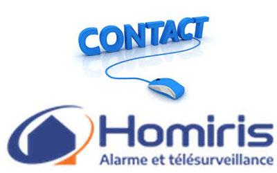 Contact service client Homiris