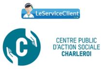 Contact CPAS Charleroi: Numéro de téléphone, mail, adresse