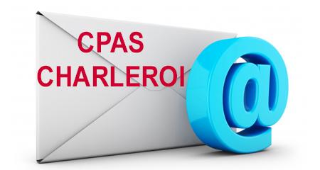 Contacter CPAS Charleroi par email.