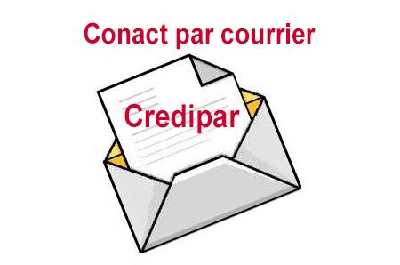 Siège social credipar adresse: contact et réclamation par courrier