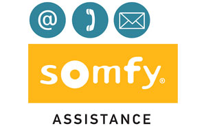 Somfy contact