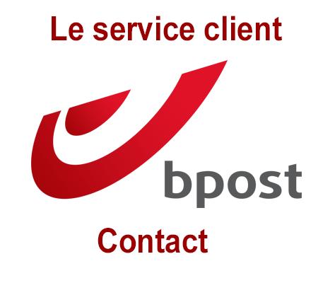Contacter le service client Bpost Belgique