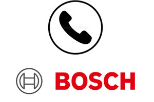 Contacter Bosch par téléphone