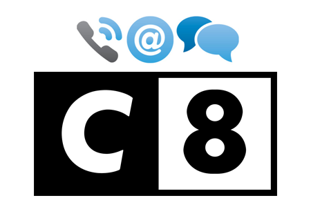 comment contacter c8 ?
